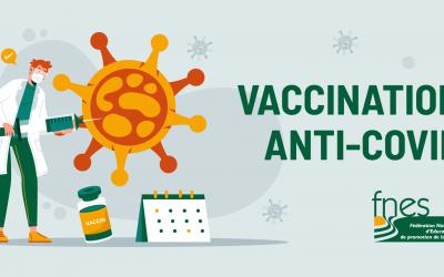 Vaccination anti-covid : la veille de la Fnes